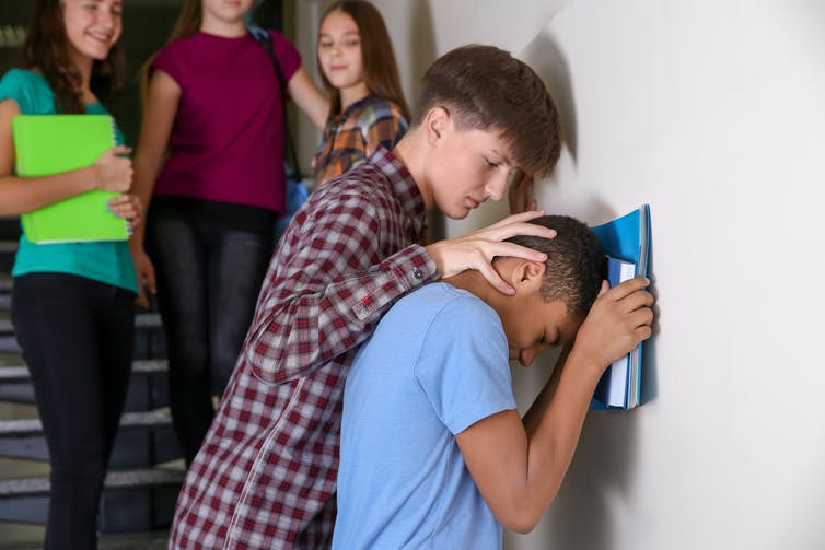 Not every school's anti-bullying program works – some may actually make bullying worse