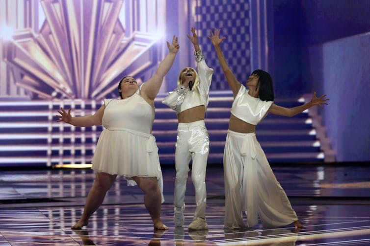 Eurovision shock: is ironic appreciation now unnecessary as slick singing styles reign?