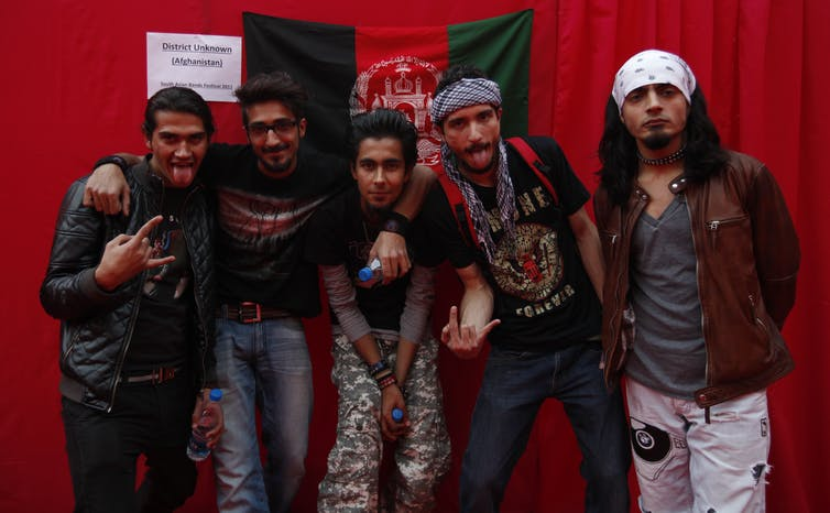 Rockabul, a tale of a metal band in Kabul, reinvigorates the radical spirit of rock 'n' roll