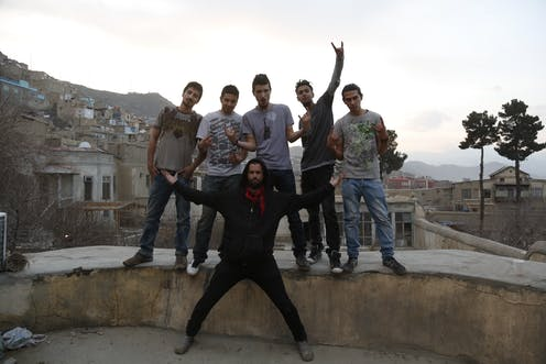 Rockabul, a tale of a metal band in Kabul, reinvigorates the radical