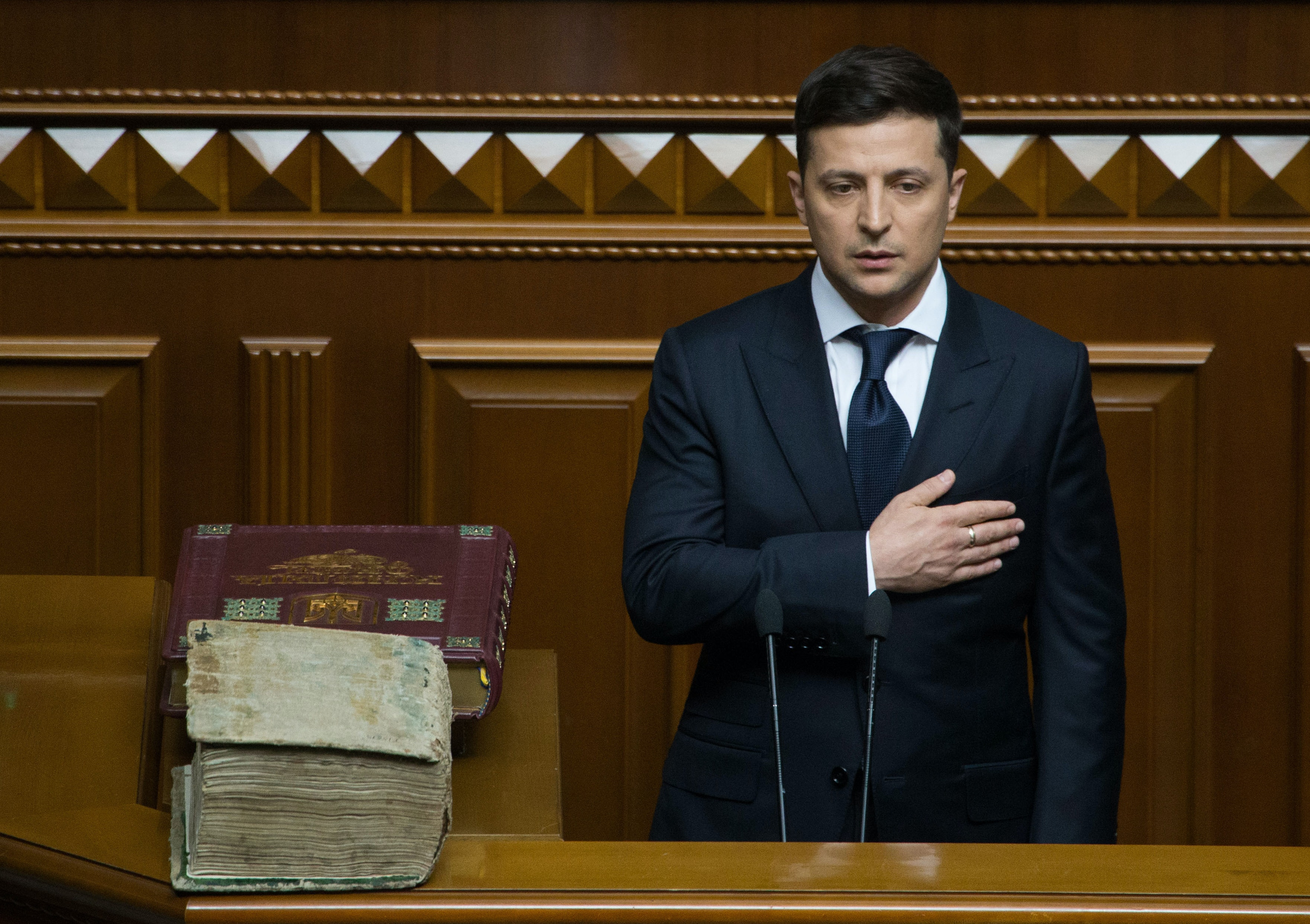 Ukraine: with parliament dissolved, new president must now get serious – here's how