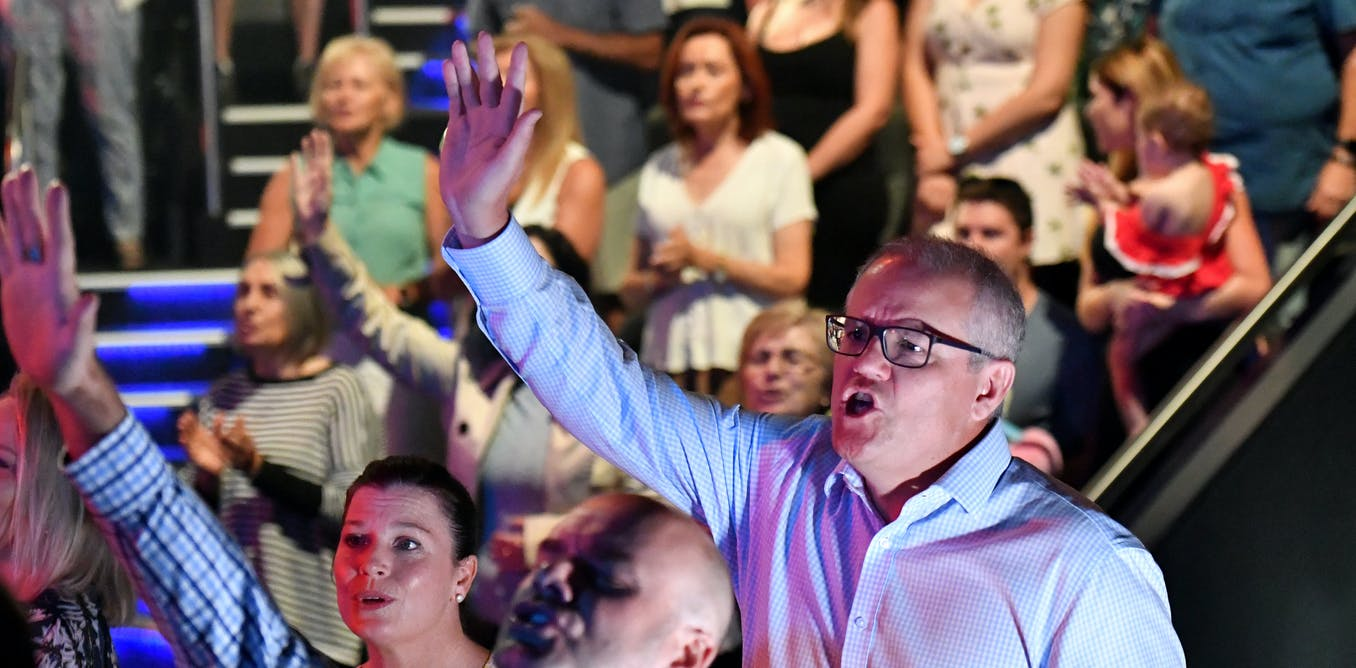Five aspects of Pentecostalism that shed light on Scott Morrison's politics
