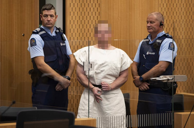 Charging the Christchurch mosque attacker with terrorism could be risky – but it's important