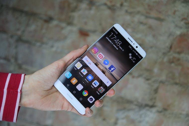 Los Huawei tienen un Android modificado.Foto: Andri Koolme / Flickr