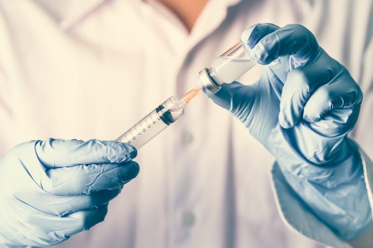 fallo vacuna paperas