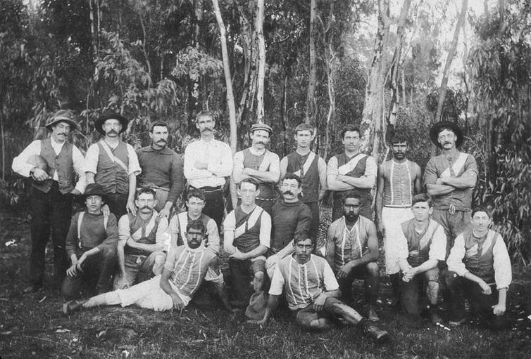 The long and complicated history of Aboriginal involvement in football
