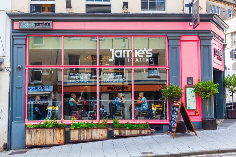 Why did Jamie Oliver's eateries go bust? Don't blame the