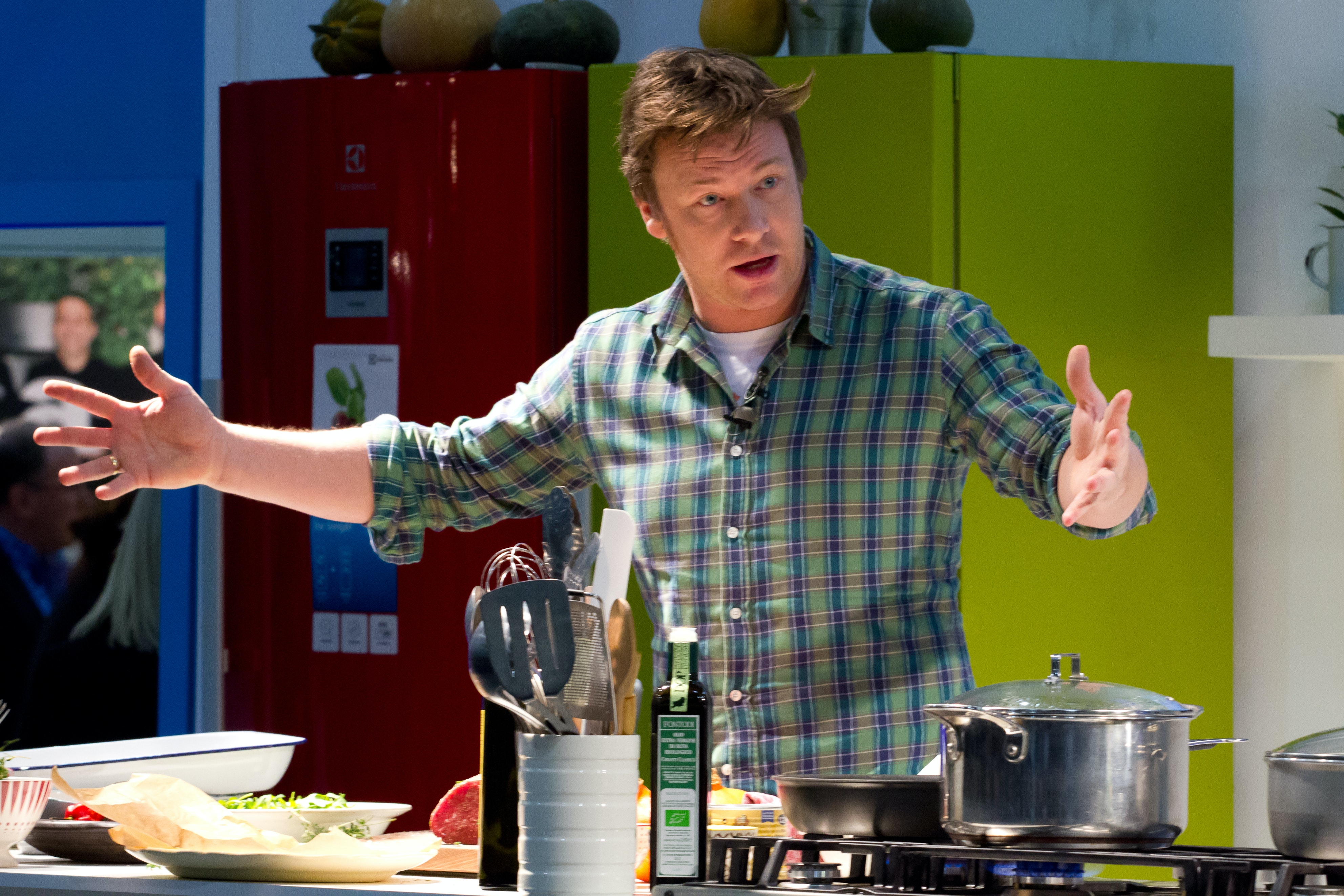 Why did Jamie Oliver's eateries go bust? Don't blame the chain restaurant business