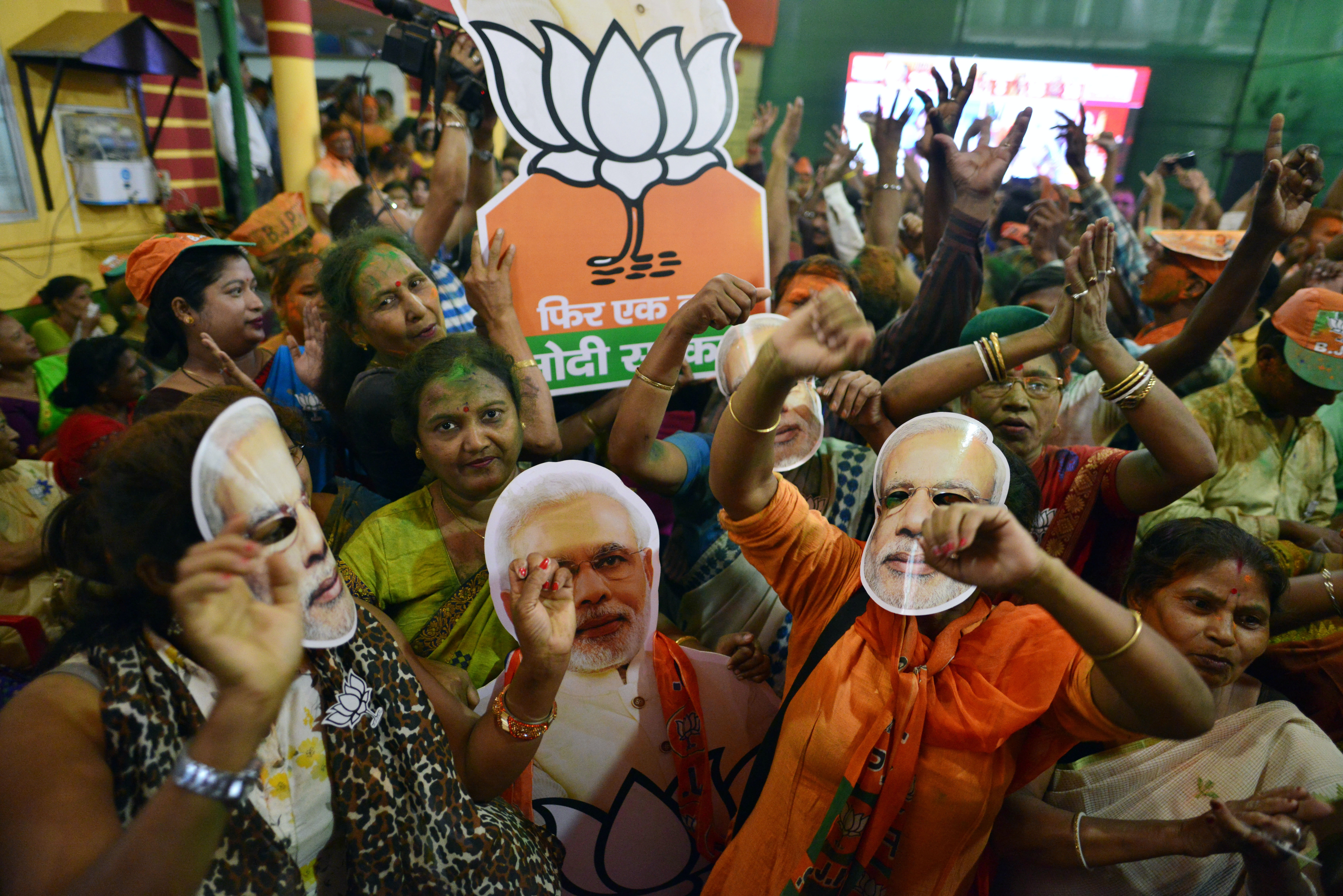 India election: how Narendra Modi won with an even bigger majority