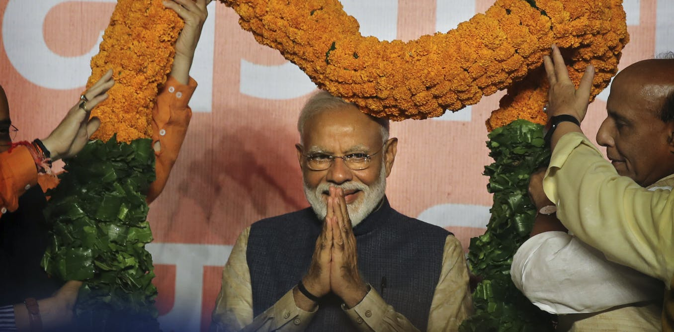 India's Prime Minister Modi pursues politics of Hindu nationalism – what does that mean?