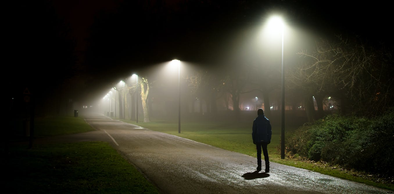 More lighting alone does not create safer cities. Look at what research with young women tells us