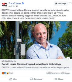 Is China's social credit system coming to Australia?