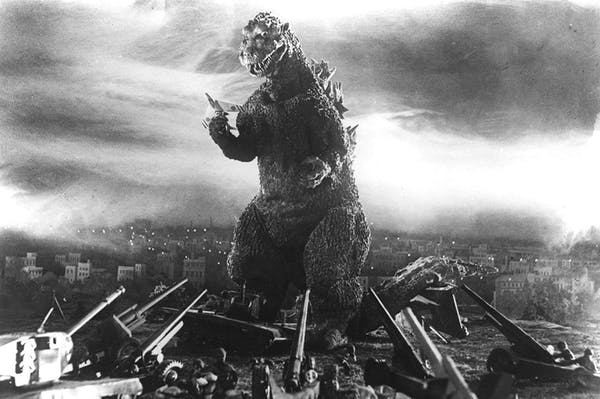 Why Godzilla is the perfect monster for our age of environmental anxiety
