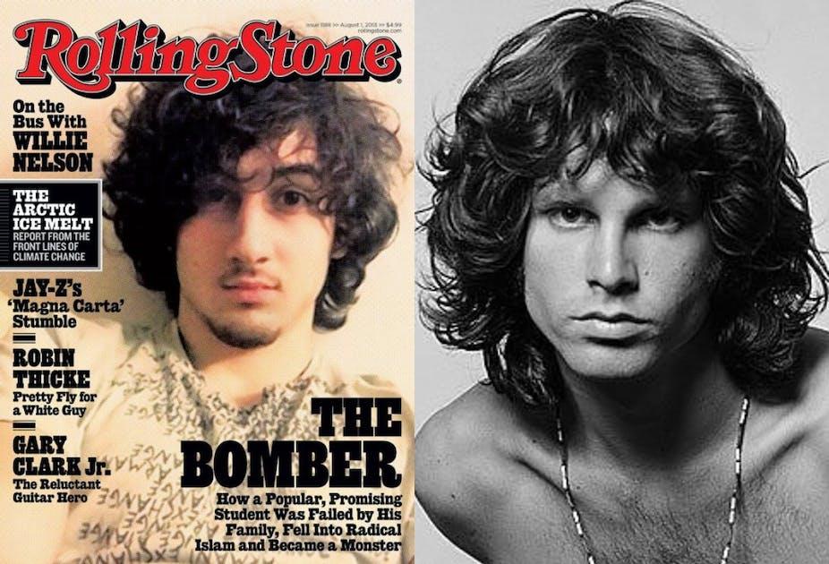 Jim Morrison The Doors Album Cover Why is Dzhokhar Tsarna...