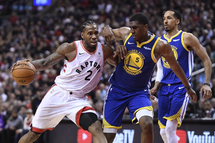 separation shoes 9a259 434dc We the North: The Toronto Raptors playoff success represents ...