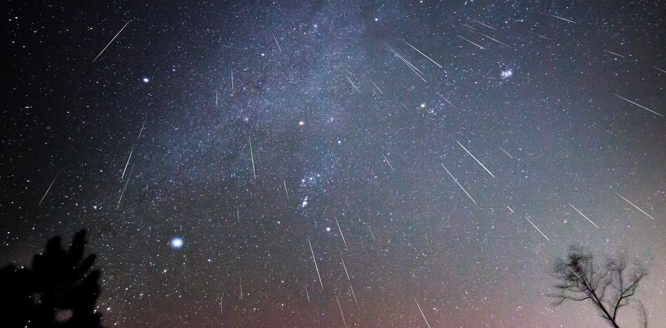 The tell-tale clue to how meteorites were made, at the birth of the solar system
