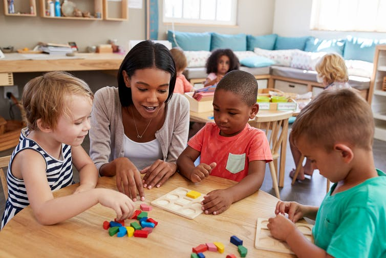 Preschool benefits all children, but not all children get it. Here's what the government can do about that