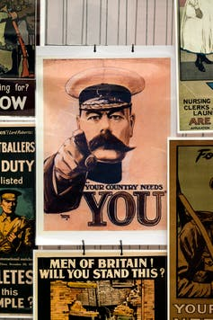 Poster - Your country needs you