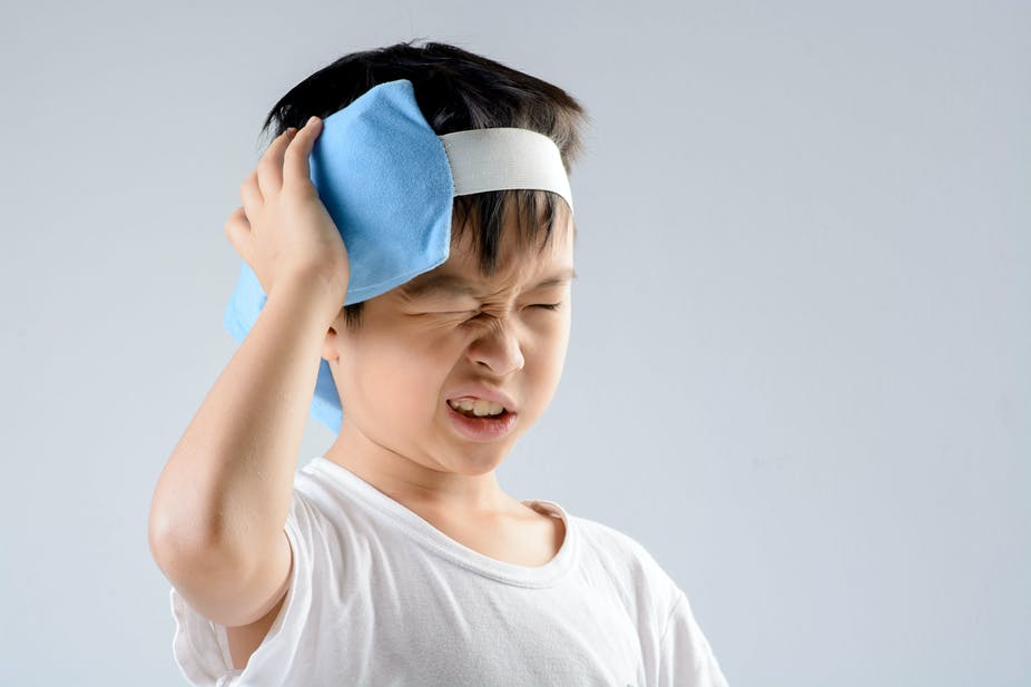 Childhood Concussions Impair Brain >> Hidden Epidemic Childhood Concussion May Lead To Long Term