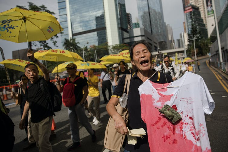 Thirty years on, China is still trying to whitewash the Tiananmen crackdown from its history