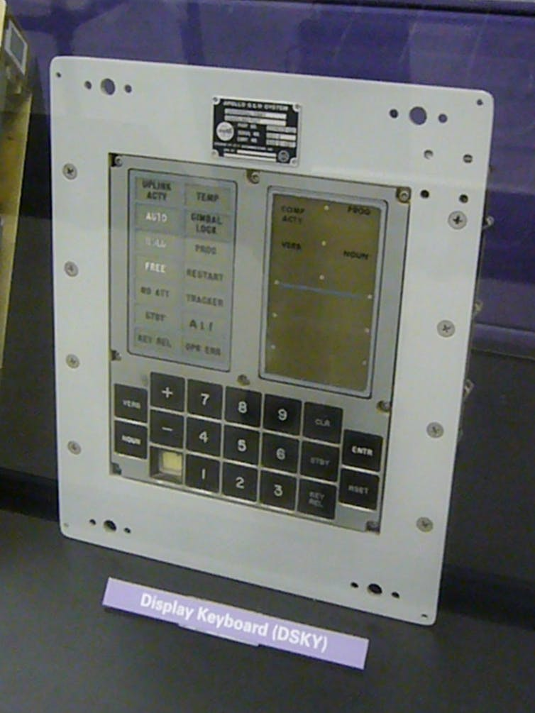 Apollo Guidance Computer (AGC) vs Mobile Phone