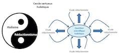 Les approches réductionnistes et holistiques doivent être considérées de façon complémentaire.