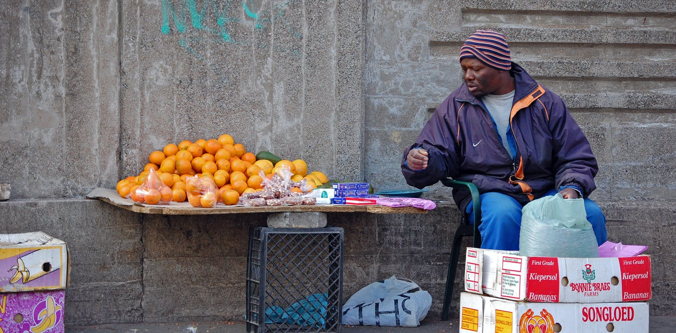 Employed but still poor: the state of low-wage working poverty in South Africa