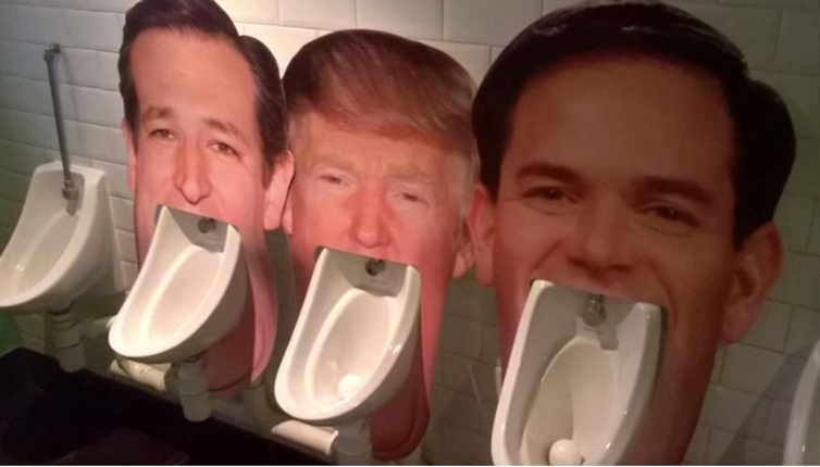 A urinal in a Scottish pub reveals why toilets matter in international politics