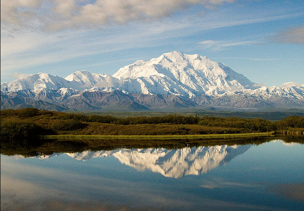 Mt Denali in Alaska has strict conditions regarding experience when it comes to issuing climbing permits. Credit: Denali National Park