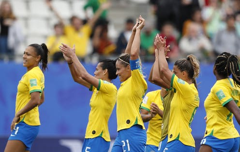 The gender pay gap for the FIFA World Cup is US$370 million