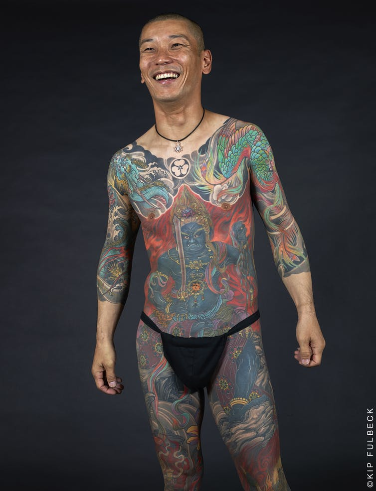 A new exhibition captures the magic and power of tattoos across cultures