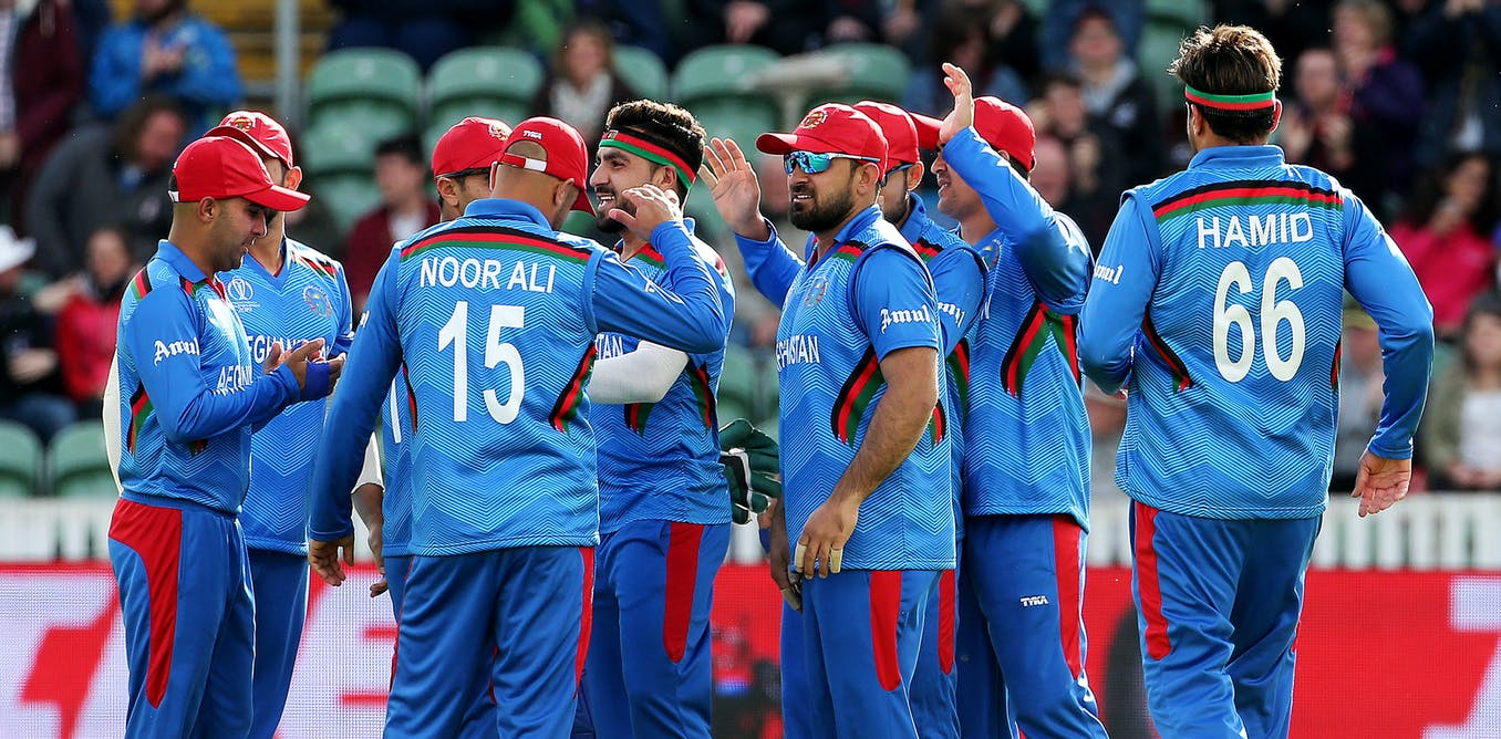 Men S Cricket World Cup The Story Of The Afghanistan Team