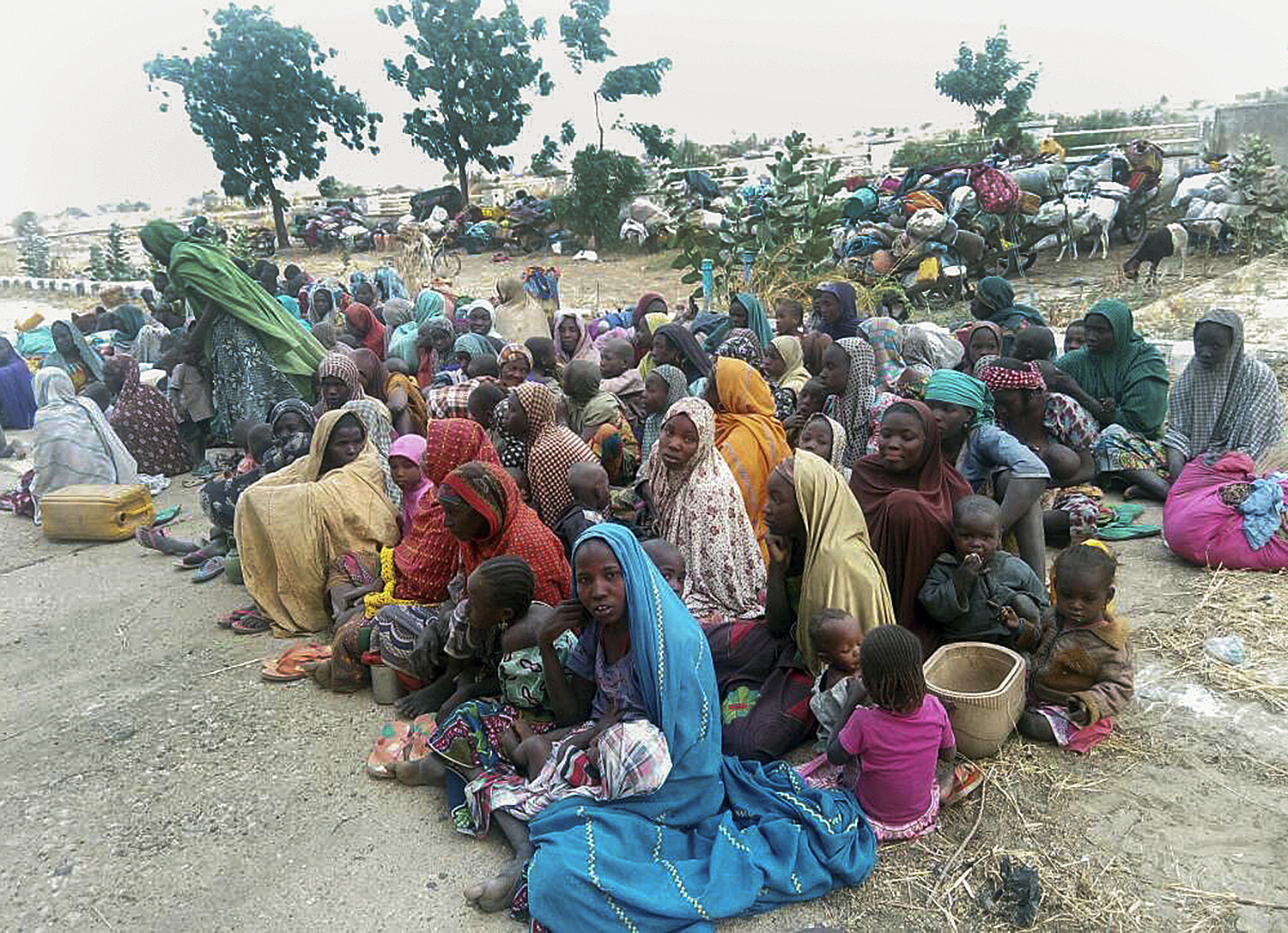Boko Haram Deploys Lots of Women Suicide Bombers. I Found Out Why