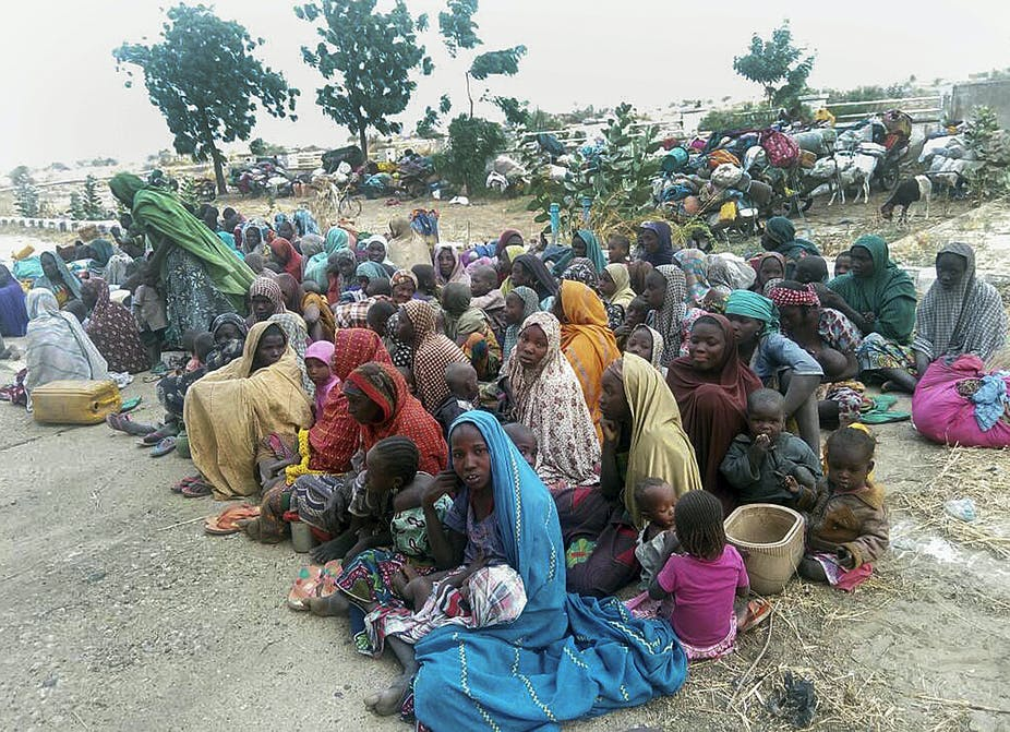 Boko Haram deploys lots of women suicide bombers  I found