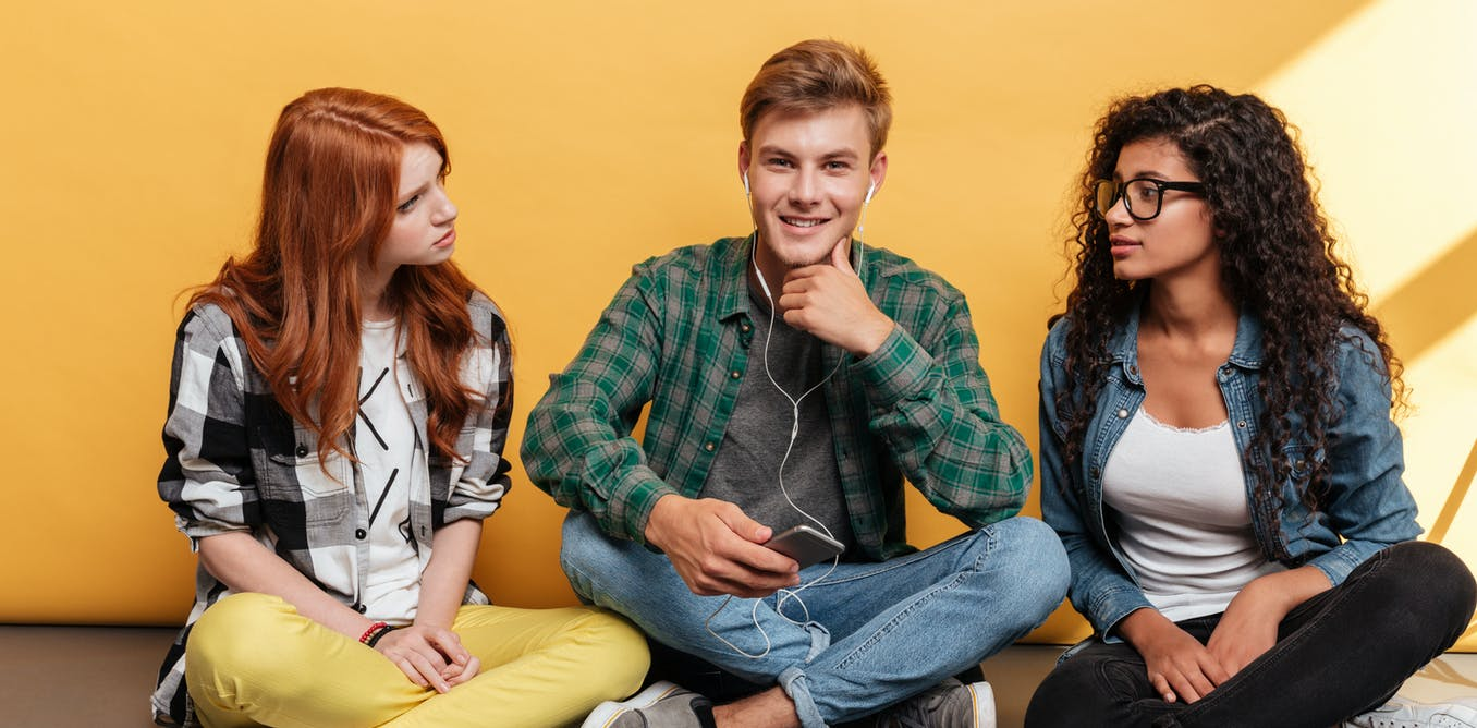 Relationships: yes, you do have a type – and it's likely to be your ex, new study suggests