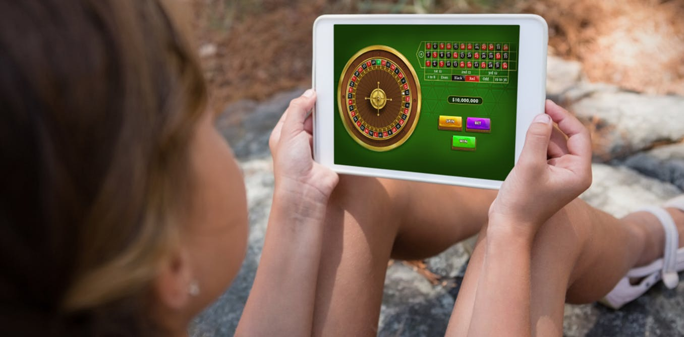 Online gambling: children among easy prey for advertisers who face few sanctions