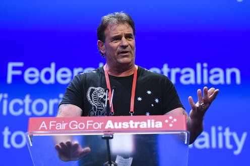 CFMMEU's John Setka set to be expelled from ALP after attack on Rosie Batty
