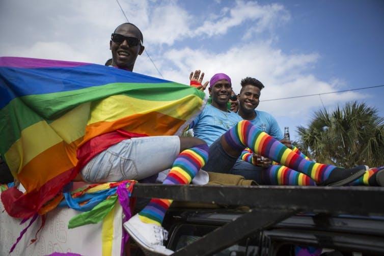Haiti gay news