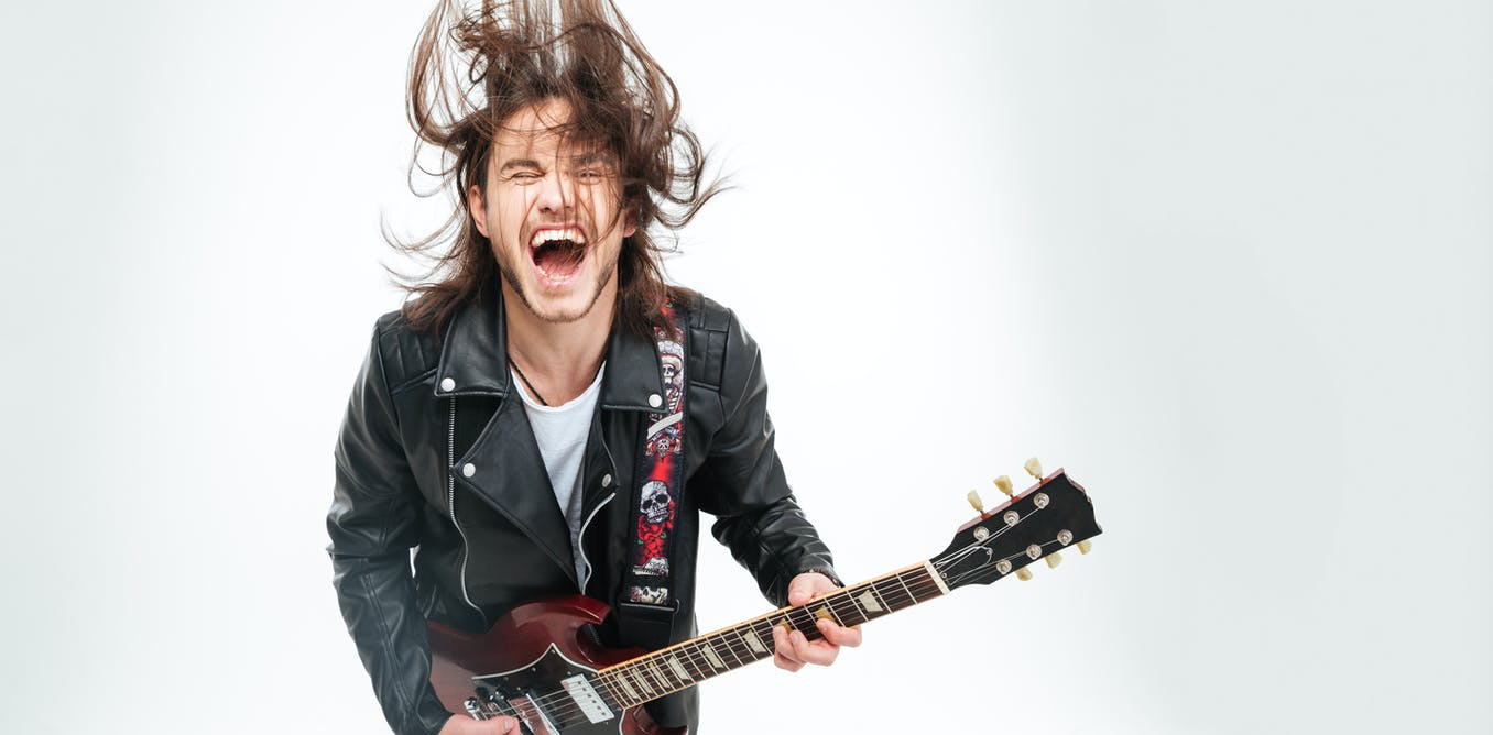 Heavy metal's bad rep is unfair – it can actually have numerous health benefits for fans