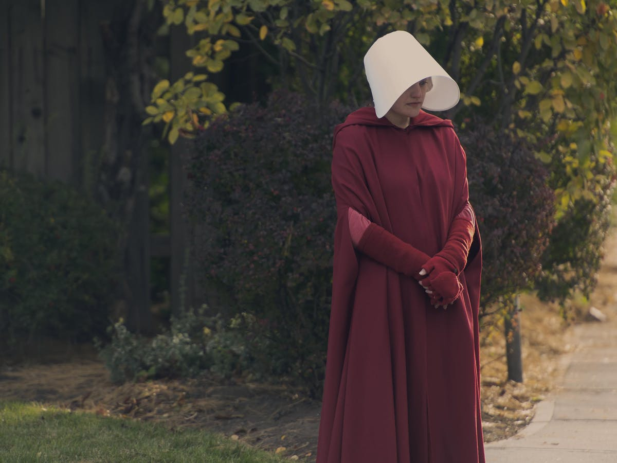 The Handmaid S Tale Symbols Of Protest And Medieval Holy Women