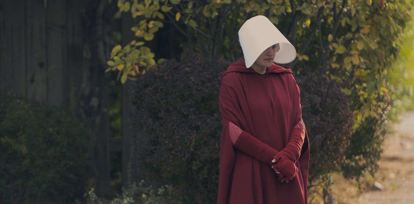 The Handmaid's Tale: symbols of protest and medieval holy women