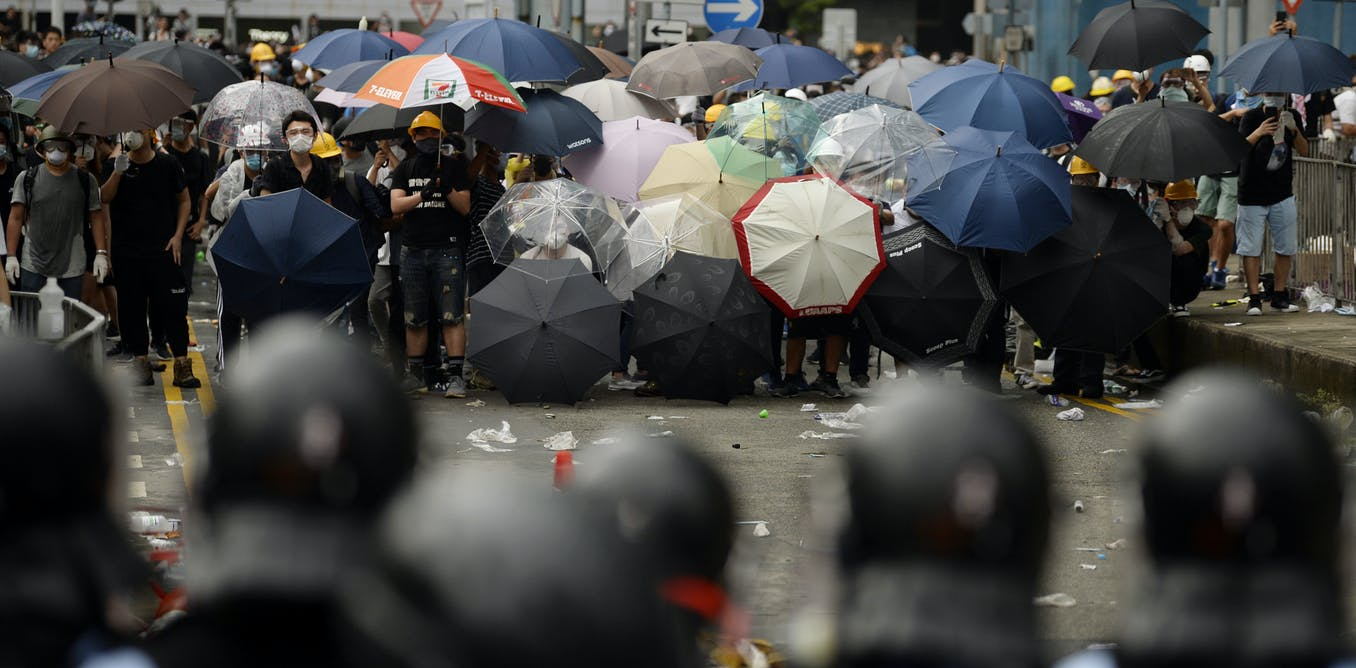 Hong Kong protests against extradition bill spurred by fears about long arm of China