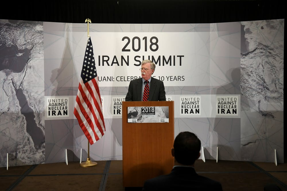 What does the Trump administration want from Iran?