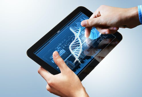Consumer genetic testing customers stretch their DNA data