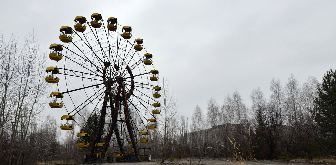 Chernobyl: we lived through its consequences – holidays in the fallout zone shouldn't be a picnic