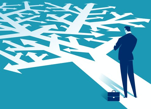 Inducing choice paralysis: how retailers bury customers in an avalanche of  options