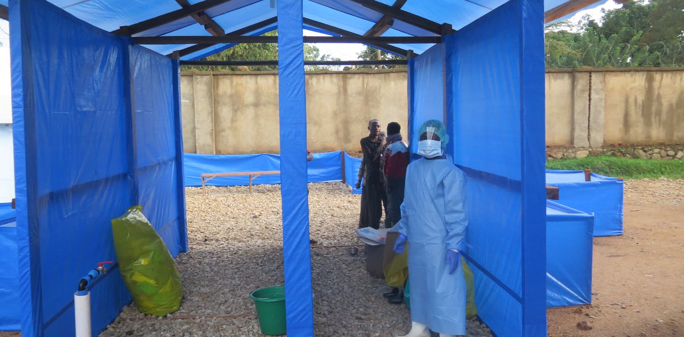 Why it's hard to stop Ebola spreading -- between people and across borders