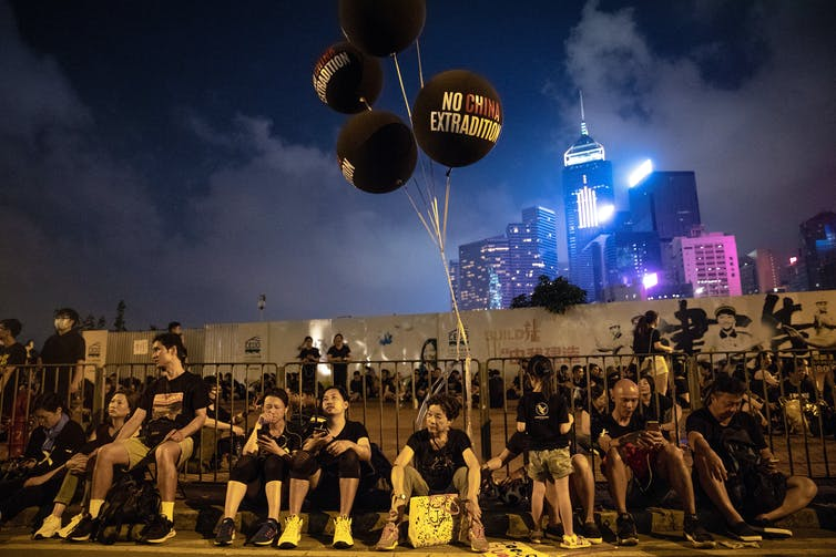 Pressure builds with more protests in Hong Kong, but what's the end game?