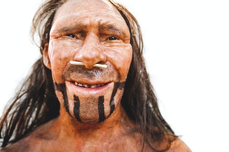 caries neandertales