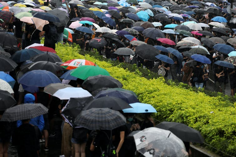 Mass protests protect Hong Kong's legal autonomy from China – for now